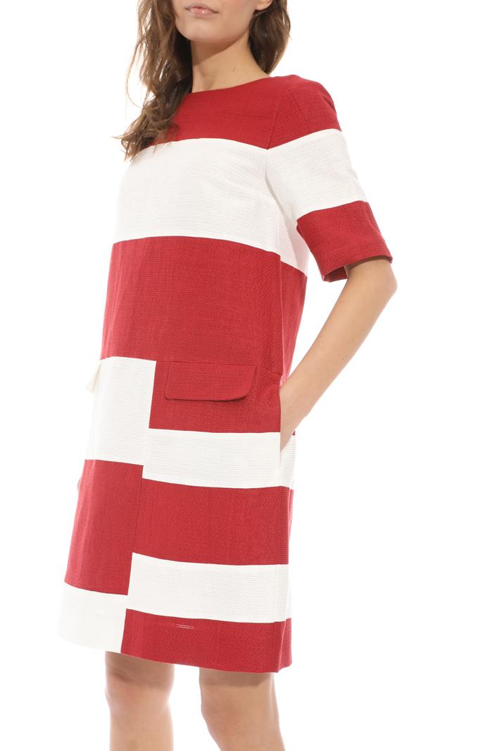 Striped dress Intrend