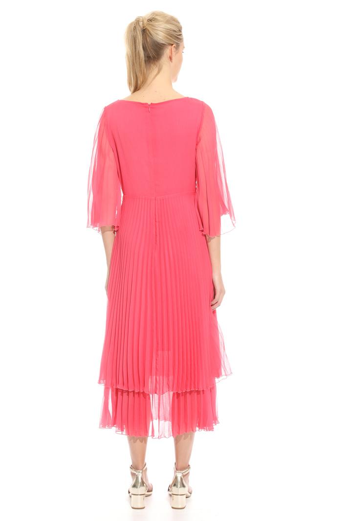 Crepon longuette dress Intrend