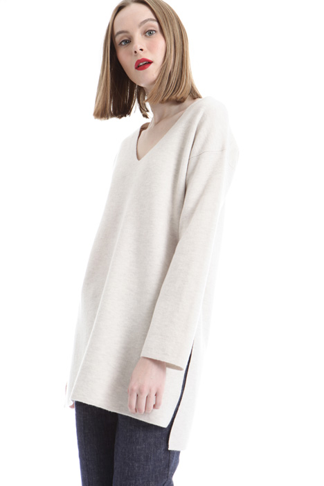 Wool and cashmere sweater Diffusione Tessile
