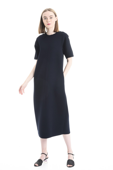 Fleece jersey dress  Diffusione Tessile