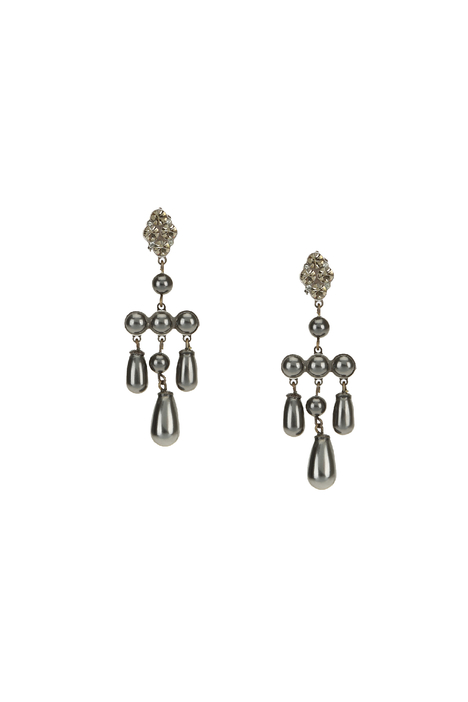 Bead earrings Diffusione Tessile