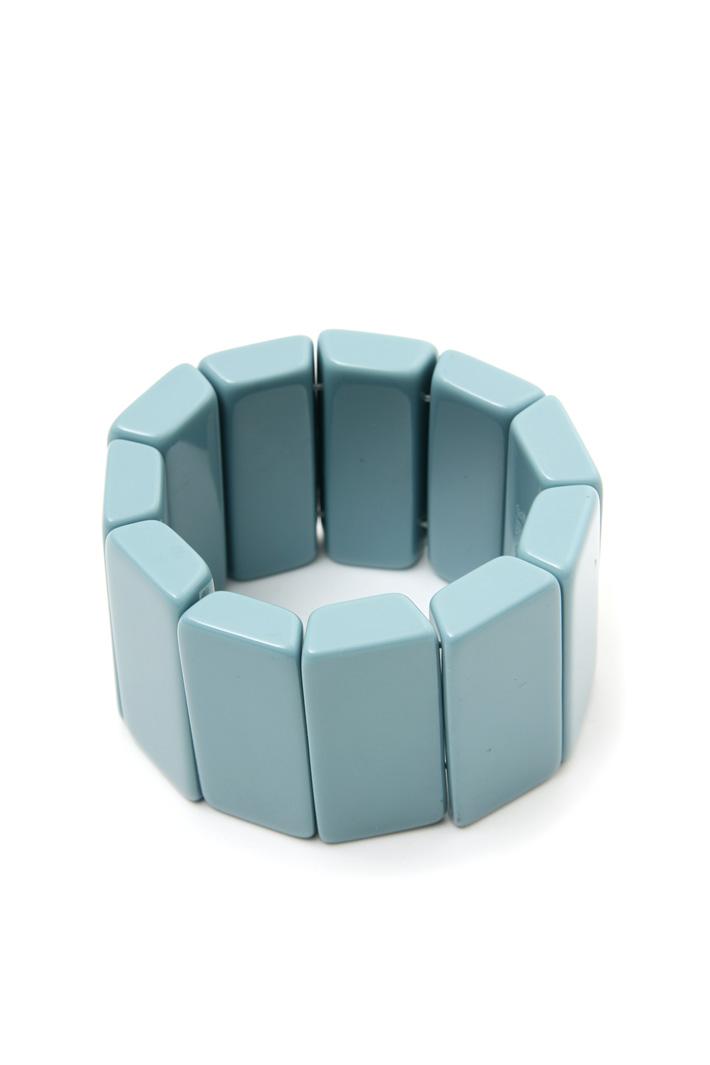 Bracciale elastico in resina Intrend
