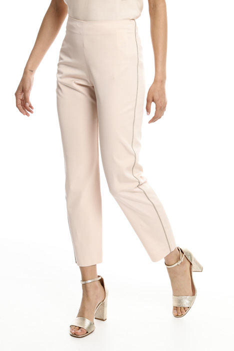 Lurex finish trousers Intrend
