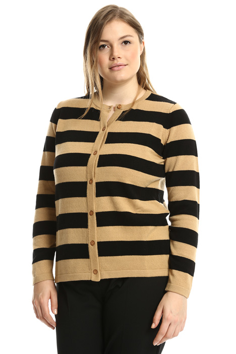 Cardigan girocollo Intrend