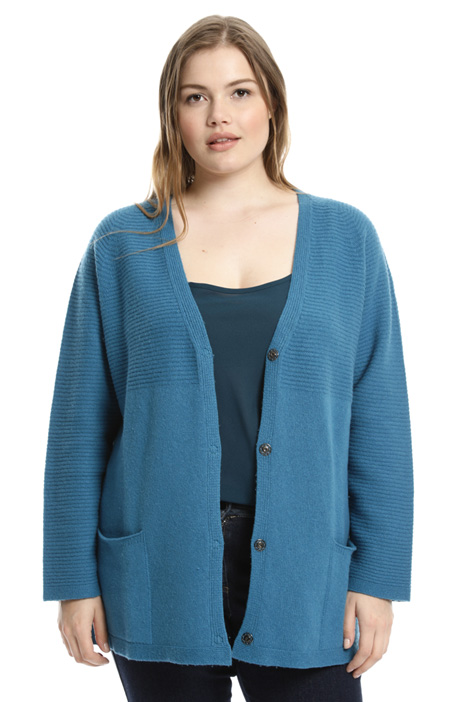 Cardigan con taschini Intrend