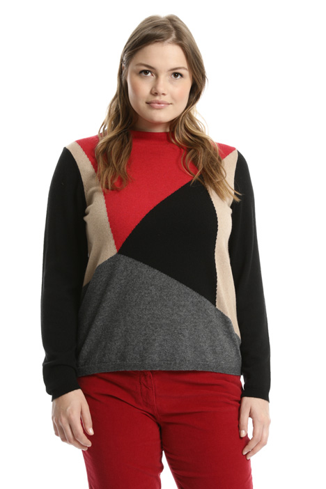 Cowl neck sweater  Intrend