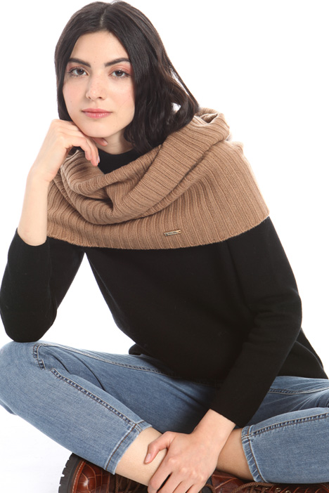Cashmere circle scarf Intrend