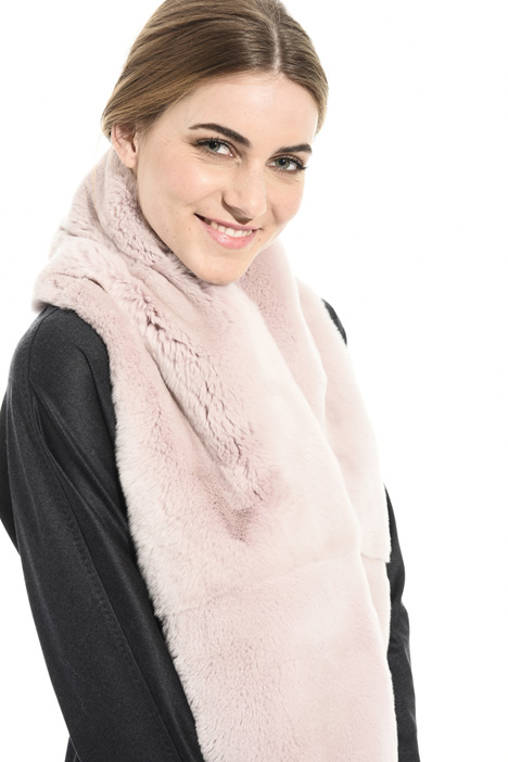 Lapin and cashmere scarf Intrend