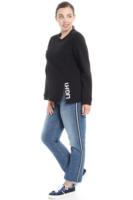 Cotton sweatshirt Intrend