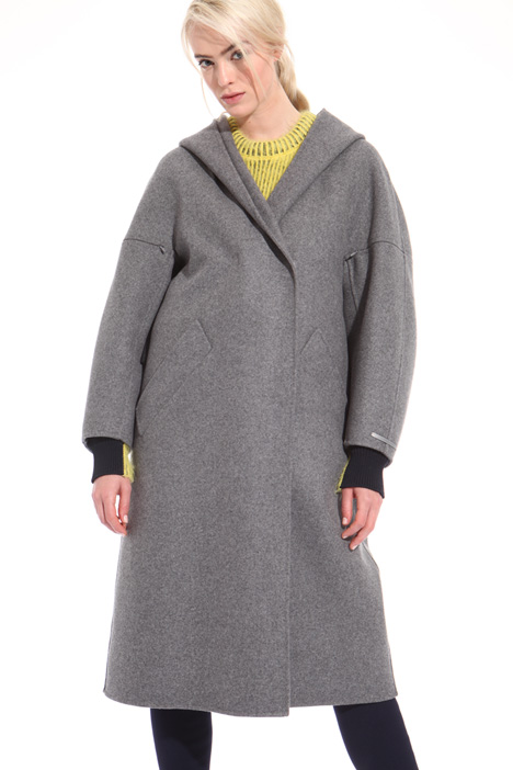 Cappotto oversize in cashmere Intrend