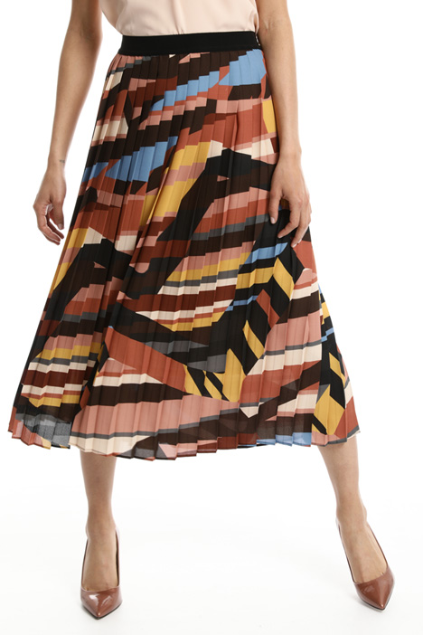 Pleated skirt Intrend