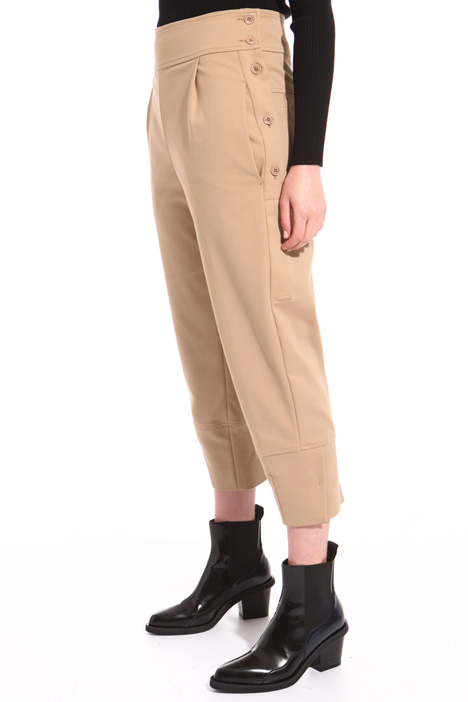 Side button trousers Intrend