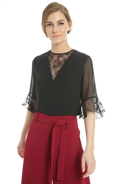 Lace blouse Intrend