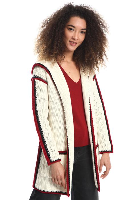 Capospalla in maglia di lana Intrend