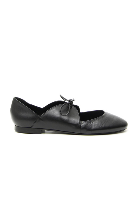 Nappa leather ballerinas Intrend