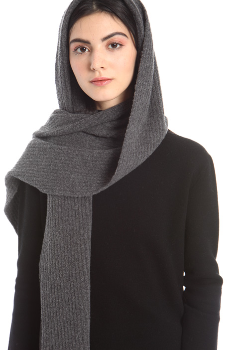 Hooded scarf Intrend
