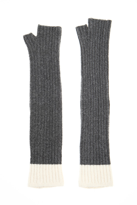 Mezzi guanti lunghi a manicotto Intrend