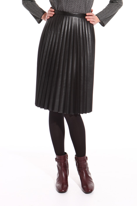Coated skirt Intrend