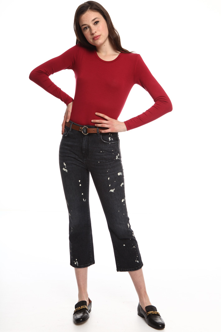 Pure cotton jeans Intrend