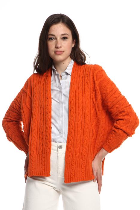 Cardigan in lana Intrend