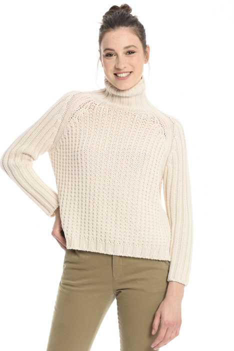 Pullover in filato di lana Intrend