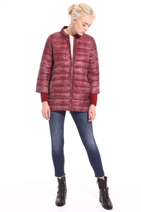 Printed padded jacket Intrend