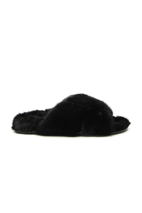 Mink slipper Intrend