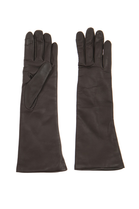 Lined nappa gloves Intrend