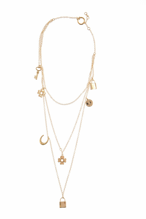 Necklace with charm Intrend