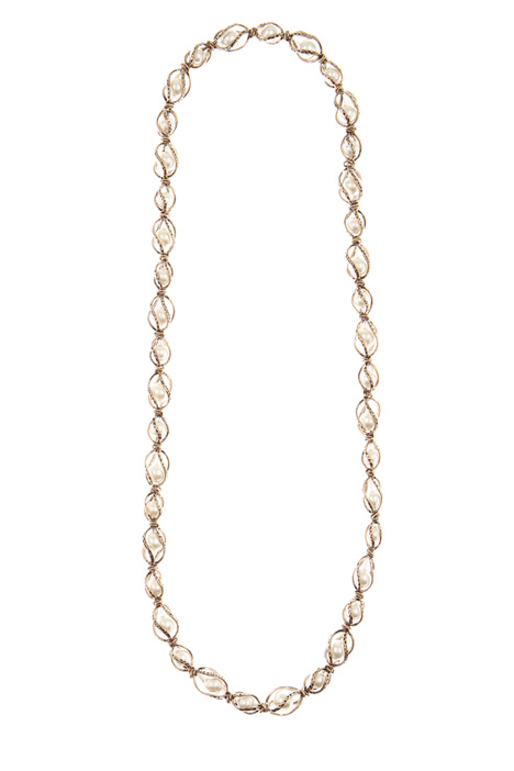 Bead necklace Intrend
