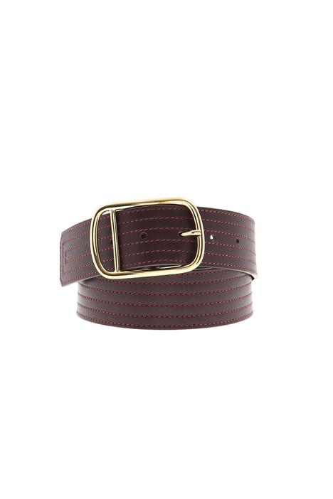 Stitched belt Intrend