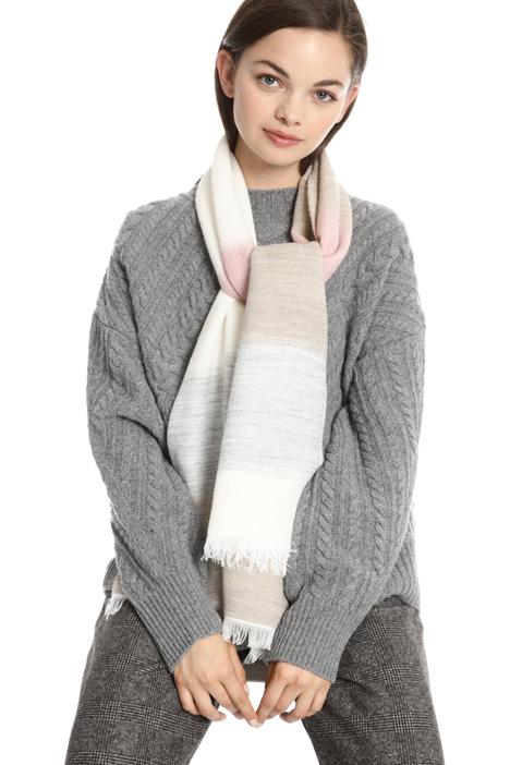 Sciarpa morbida in misto lana Intrend