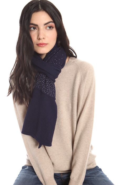 Wool and cashmere scarf Intrend