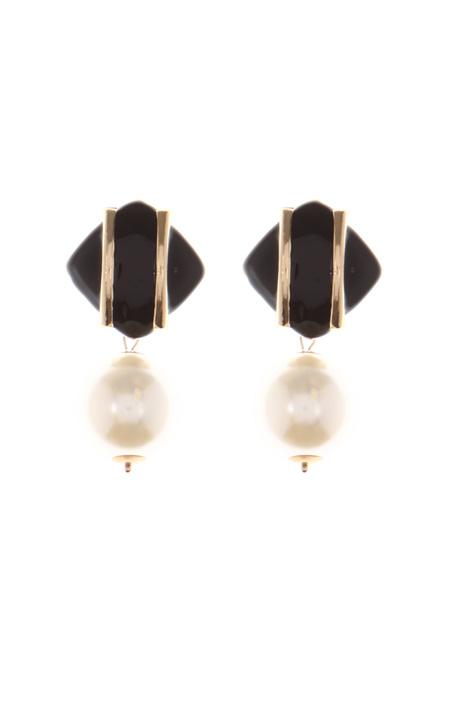 Maxi bead earrings Intrend