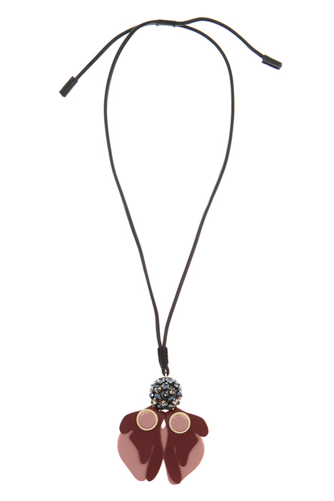 Necklace with maxi pendant Intrend