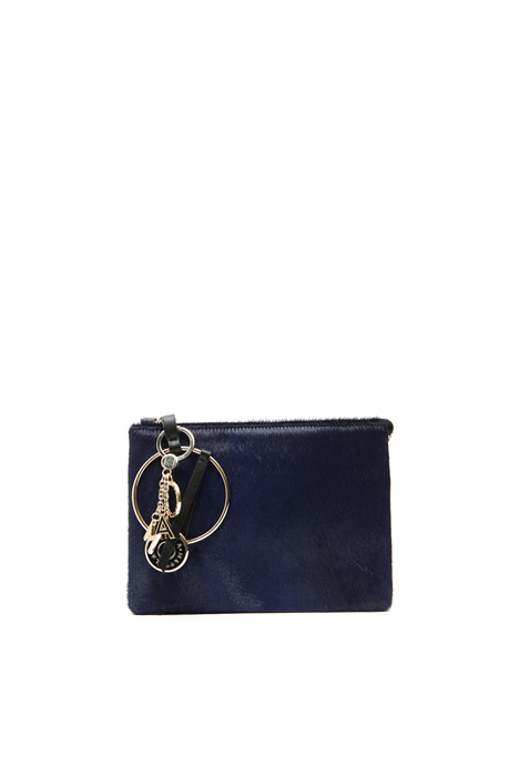 Calf-hair clutch Intrend