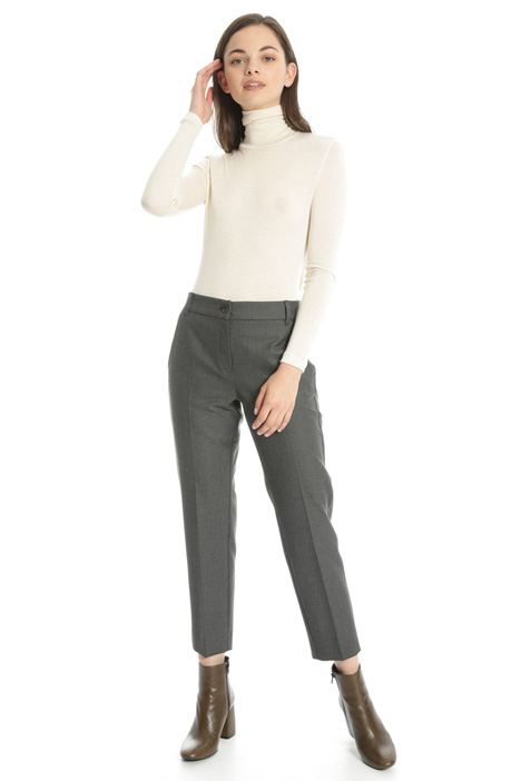 Viscose trousers Intrend