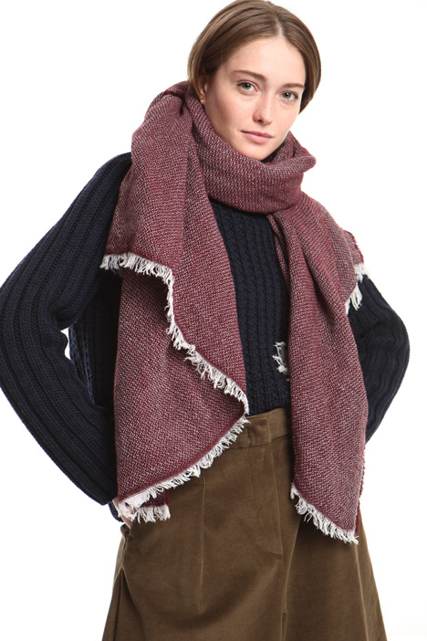 Wool blend scarf Intrend