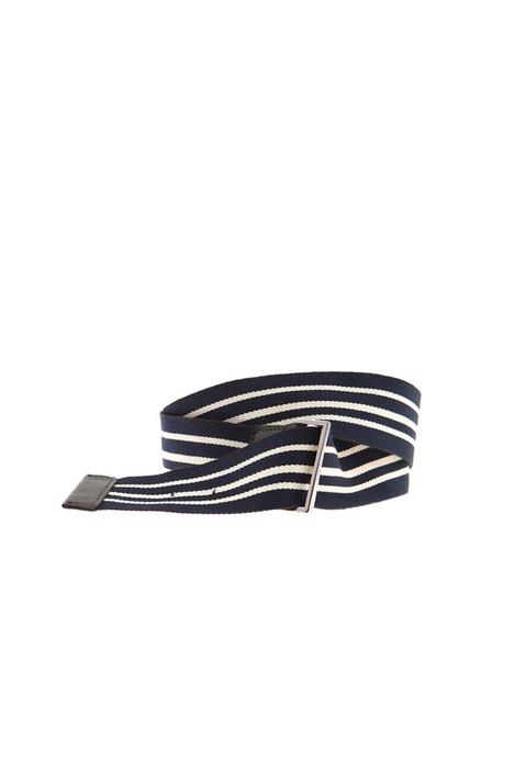 Printed ribbon belt Intrend