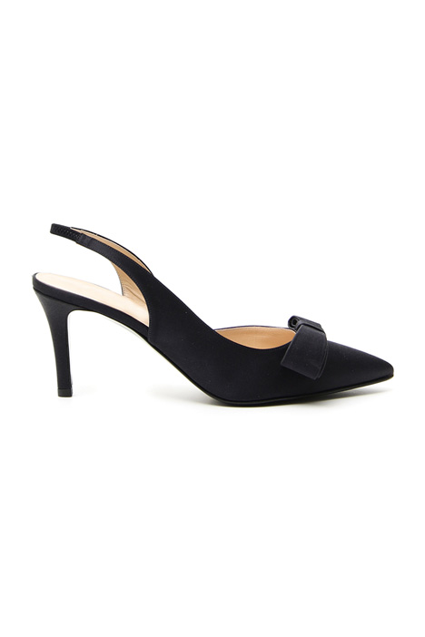 Slingback in raso Intrend