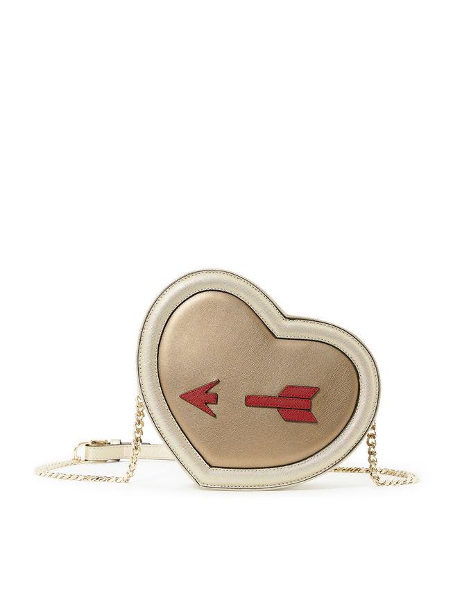 Heart-shaped bag iBlues