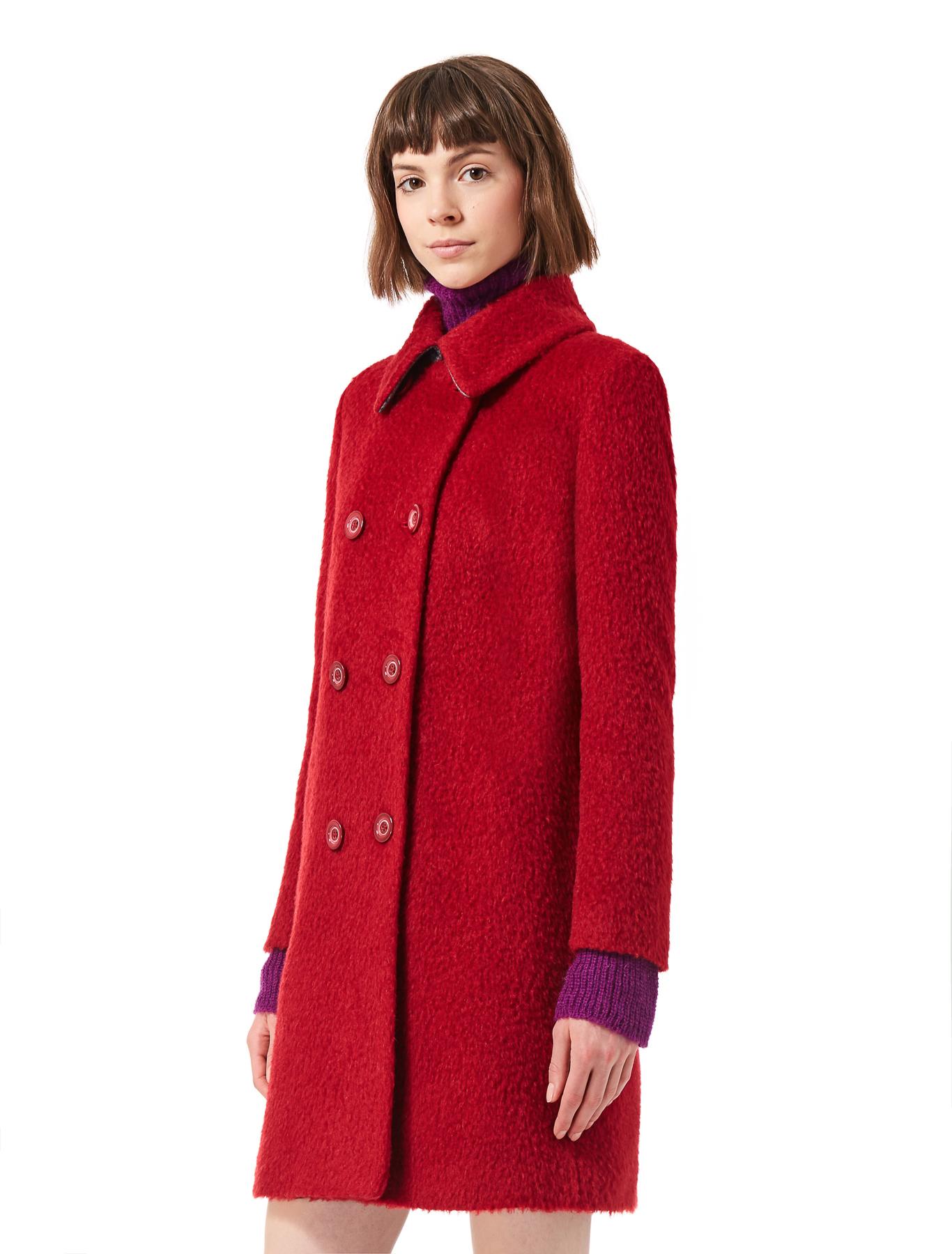 Short coat, red - iBlues