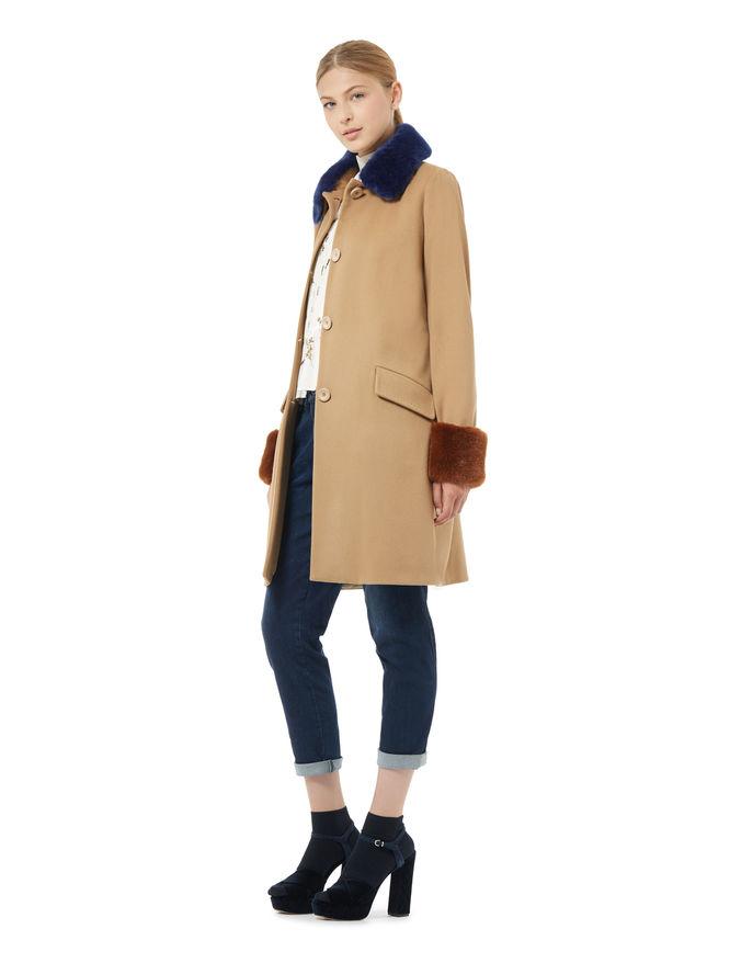 Cashmere blend coat iBlues
