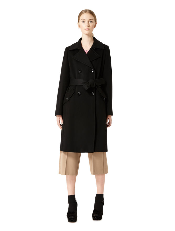 Cashmere blend trench coat iBlues