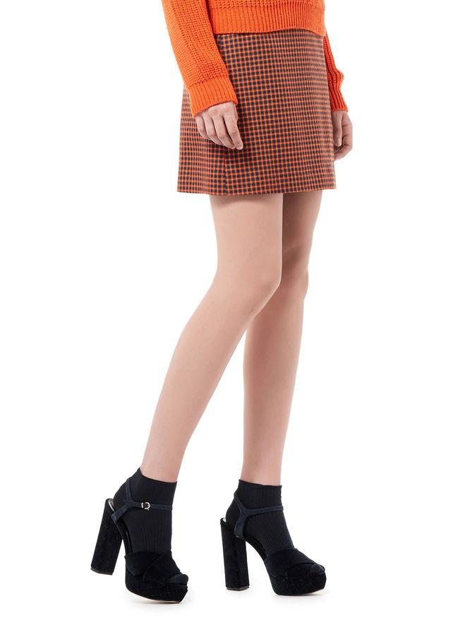 Flared miniskirt iBlues