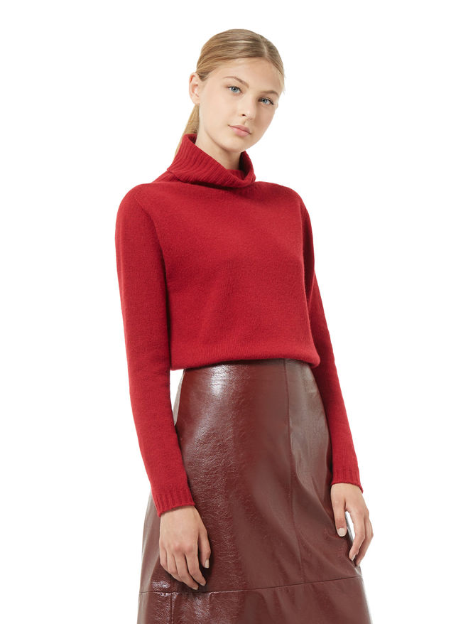 Cashmere blend turtleneck sweater iBlues