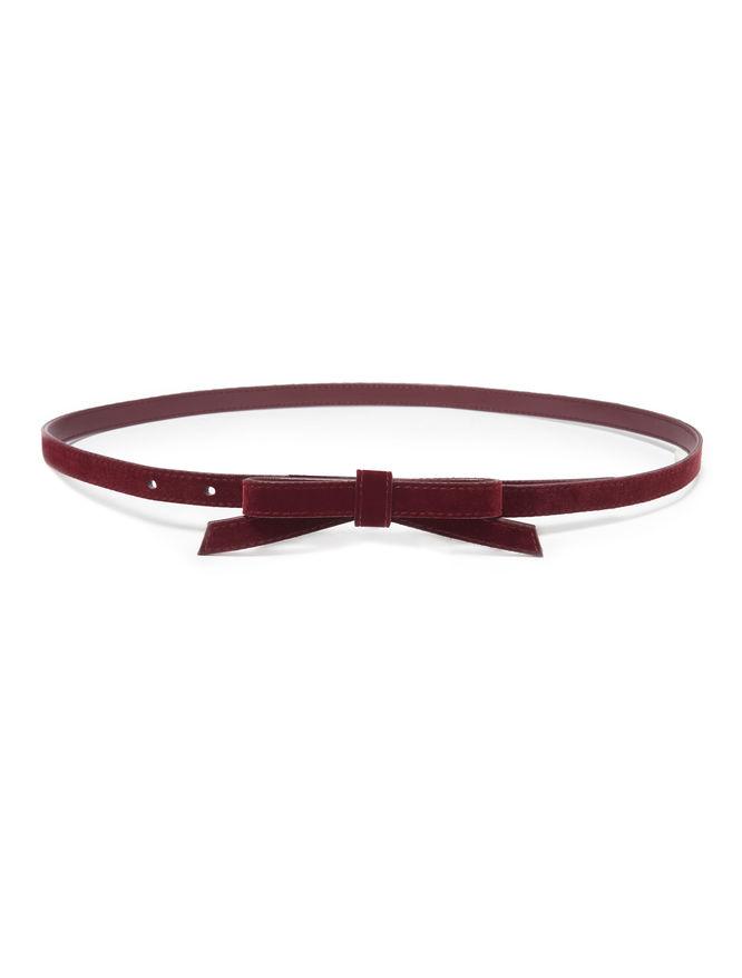 Velvet belt iBlues