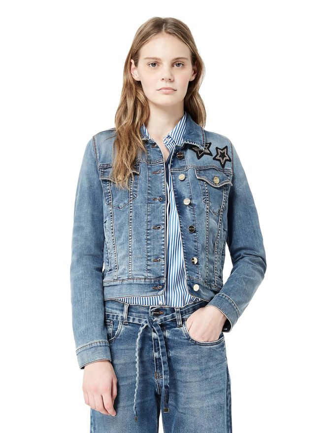 Denim jacket iBlues