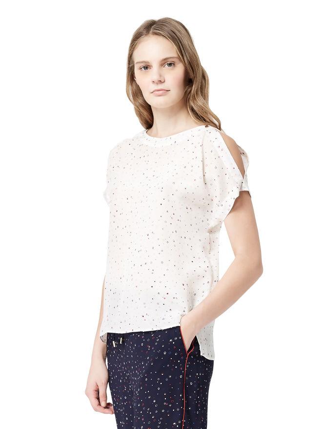 Pure silk blouse iBlues