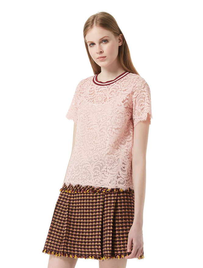 Lace blouse iBlues